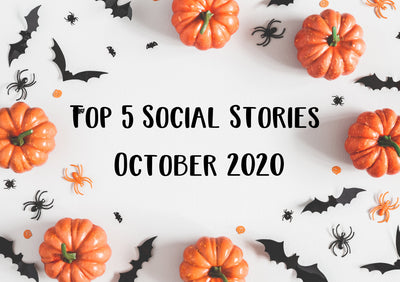 Top 5 Social Stories for October 2020