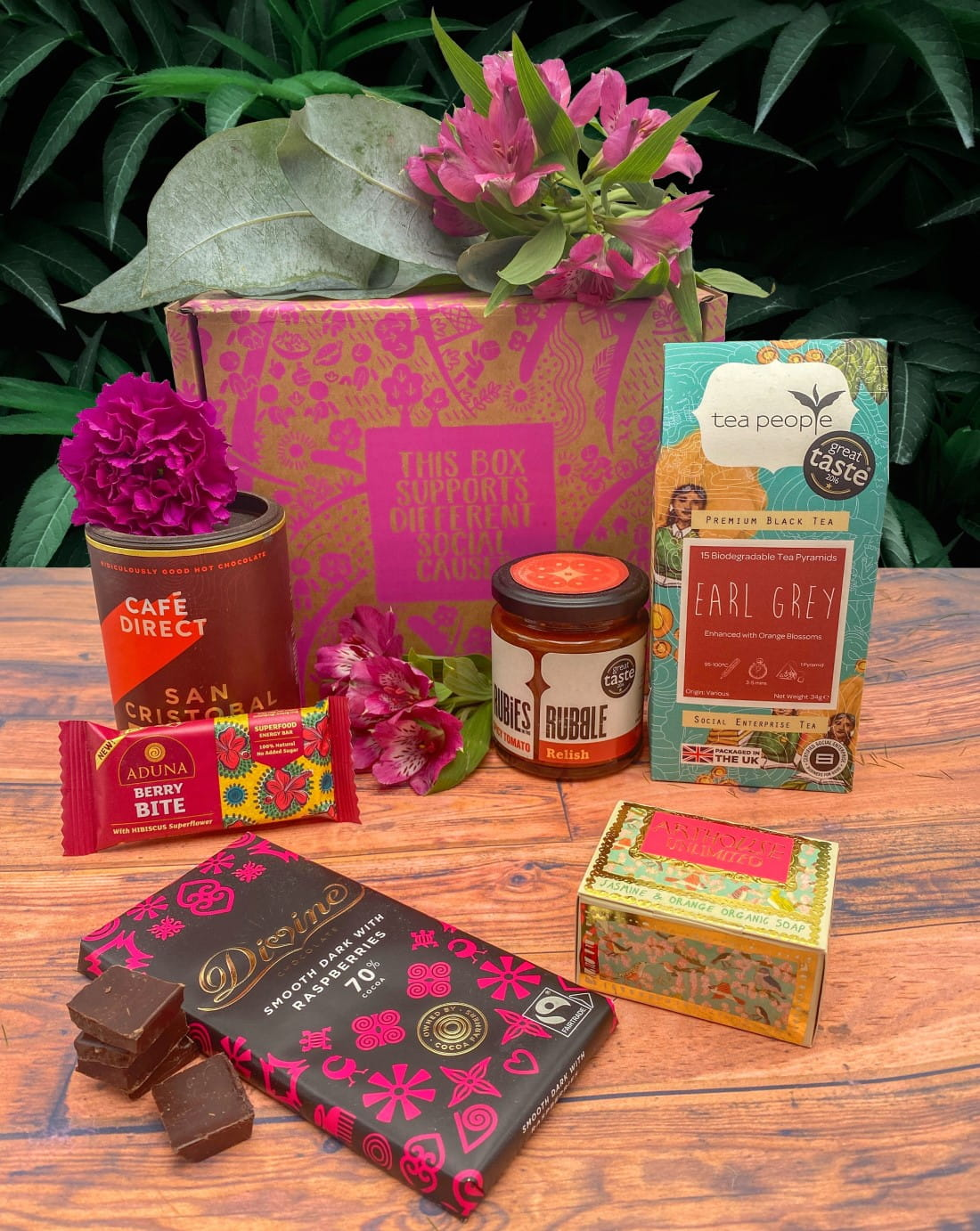 Vegan Treats Gift Box