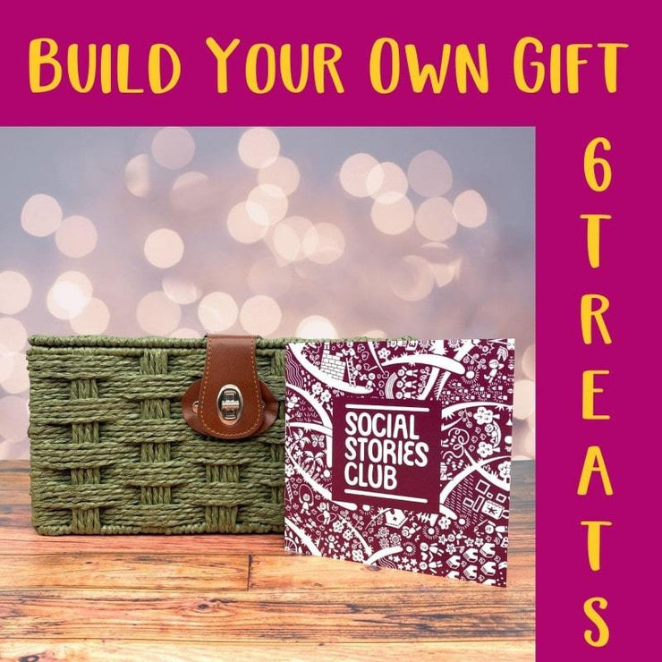 Build Your Own Gift Hamper - 6 Treats