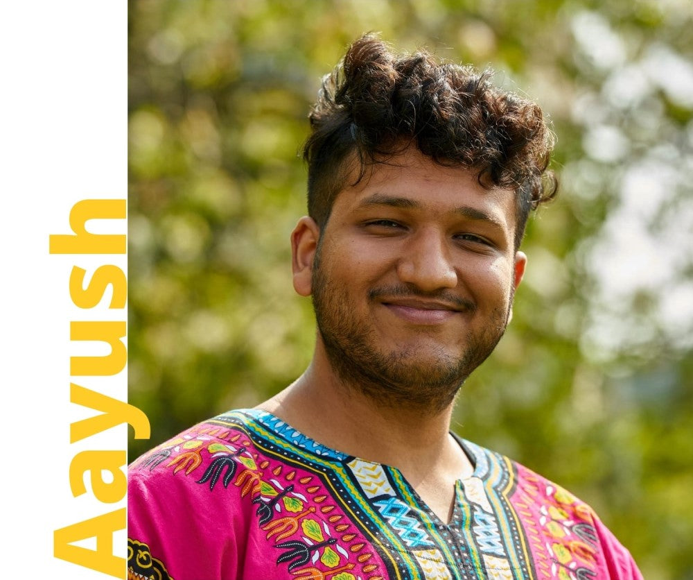 Aayush Goyal - Co-founder, Social Stories Club