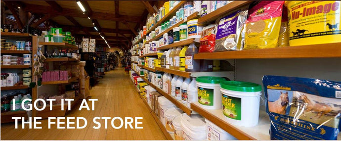 Tri County Feeds - Now carrying Nupafeed Supplements!!