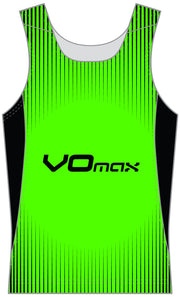 Men's Running Singlet-Spikes