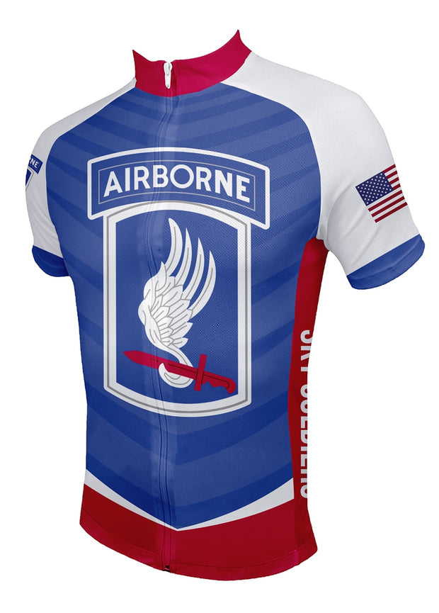 173rd Airborne Division Cycling Jersey