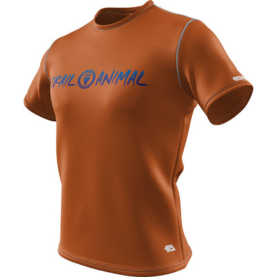 Trail Animals + Mens Short Sleeve REC T Elite