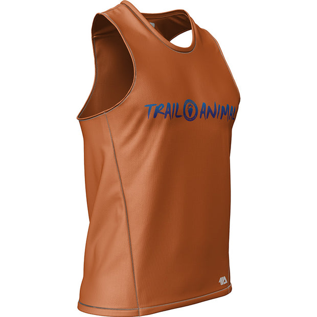 Trail Animals + Mens Grind Singlet