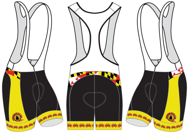 Annapolis Bicycle ELITE Cycling Bibs