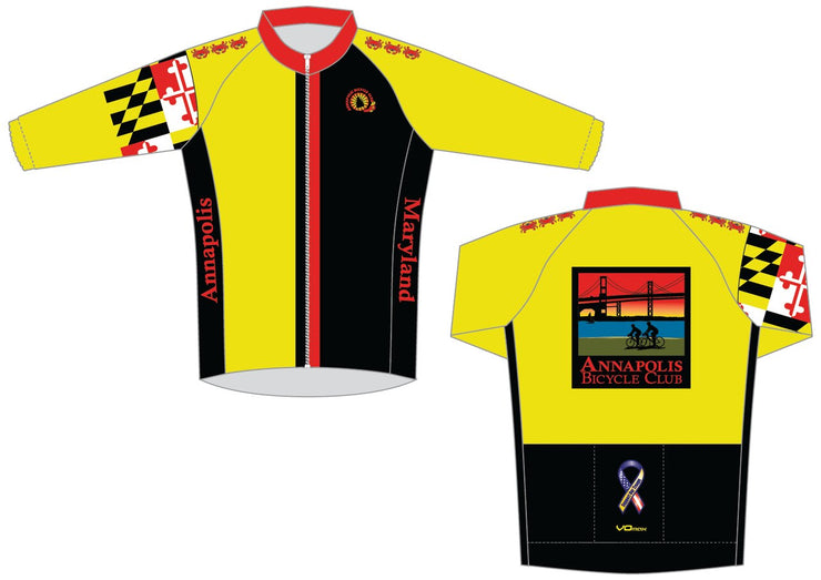 Annapolis Bicycle Club Eurotherm Jacket