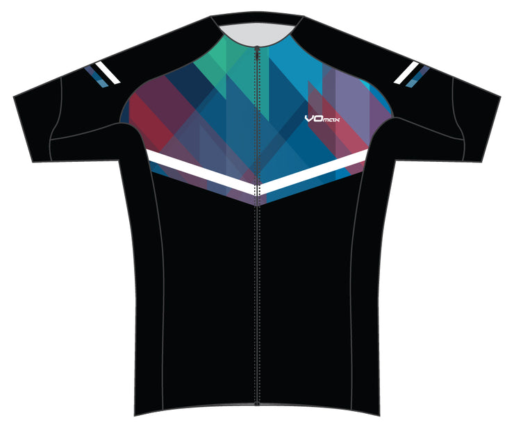 Men's Spatial Short Sleeve Pro Cycling Jersey
