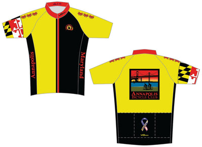 Annapolis Bicycle ELITE Short Sleeve Cycling Jersey