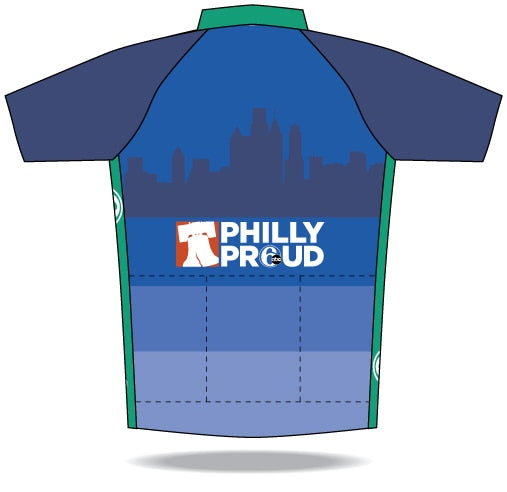 6abc/WPVI-TV6  Short Sleeve Jersey (Direct Ship)