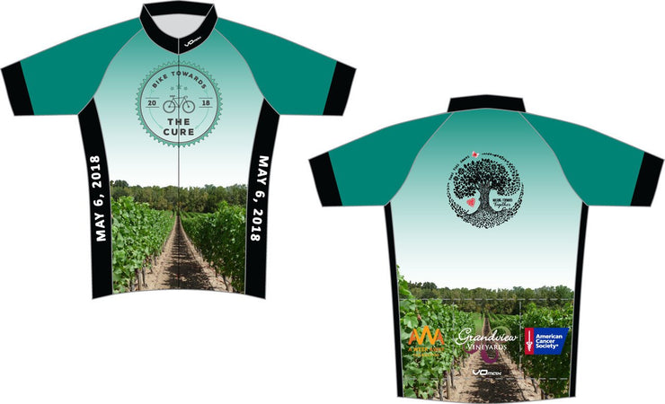 Bike Towards the Cure Club Jersey