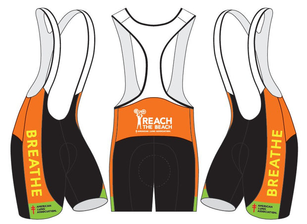 ALA Northwest Cycling Bibs