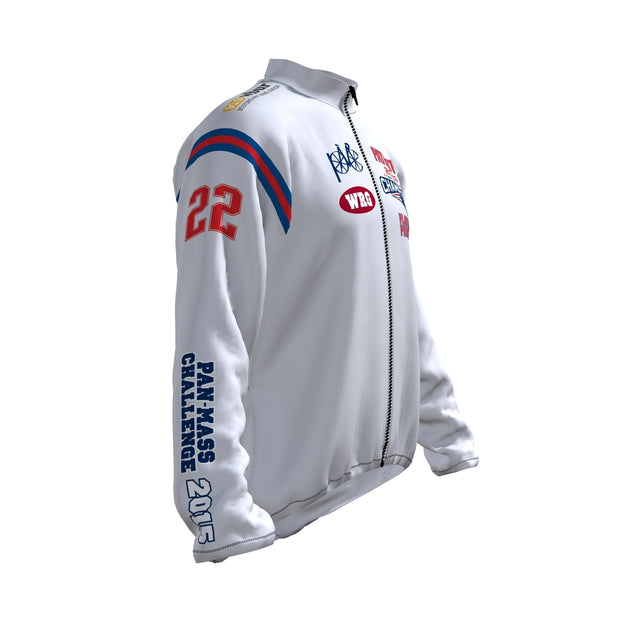 Patriot Platelet Pedalers Aero Windbreaker