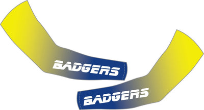 Badgers - Arm Warmers