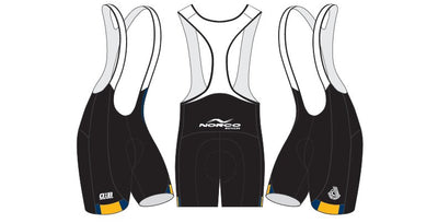 Victoria Wheelers Cycling Bib