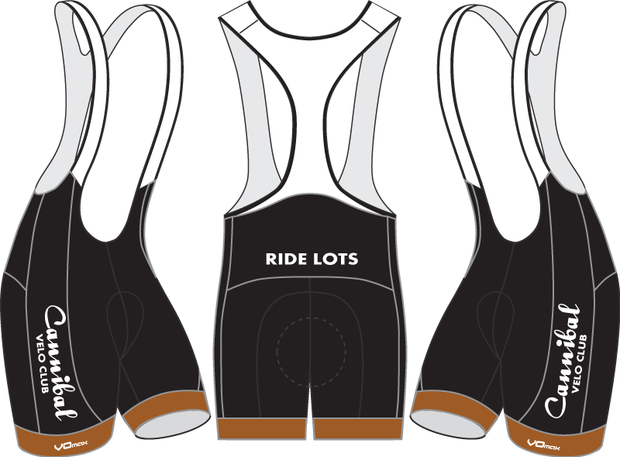 Cannibal Velo Men's Bib Shorts