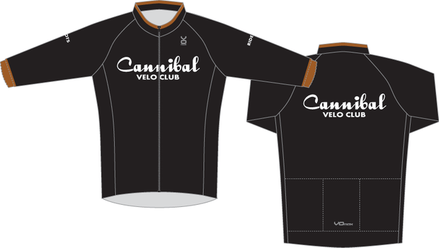 Cannibal Velo Eurotherm Jacket