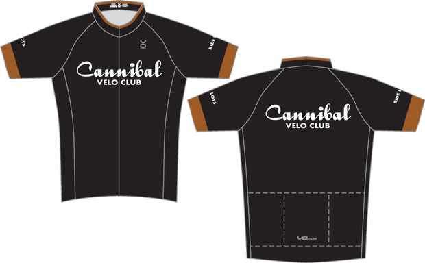 Cannibal Velo Short Sleeve Race Jersey