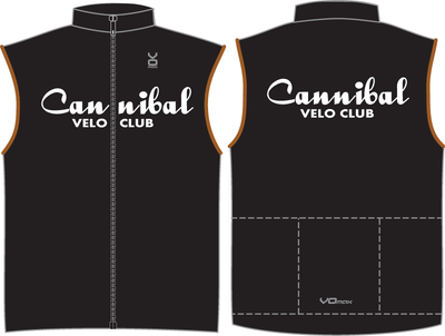 Cannibal Velo Windbuster Vest