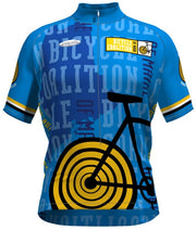 Bicycle Coalition of Maine Blue Team Jersey