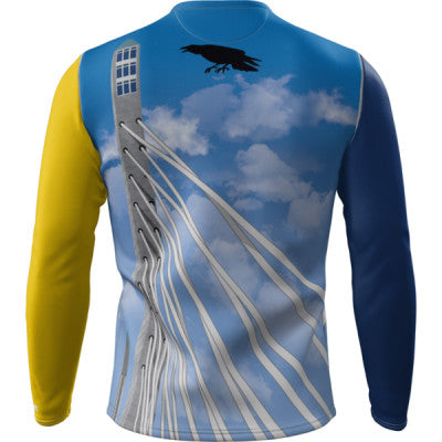 Bridge the Gap Mens LS REC T Elite