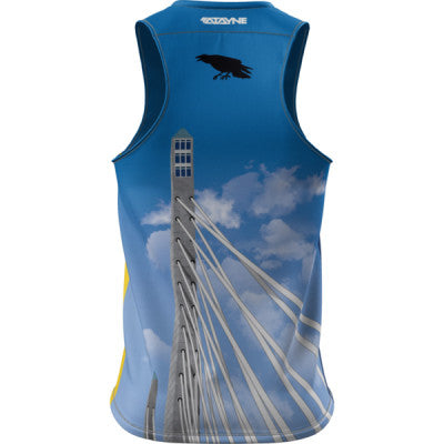 Bridge the Gap Mens REC Singlet Elite