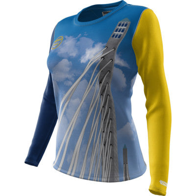 Bridge the Gap Womens LS REC T Elite