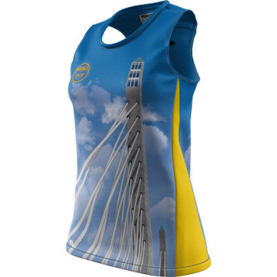 Bridge the Gap Womens REC Singlet Elite
