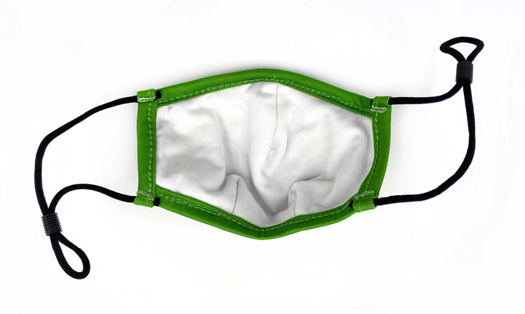 3-Layer Child Face Mask – Greenster