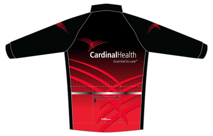 Cardinal Health Long Sleeve Classic Cycling Club Jersey