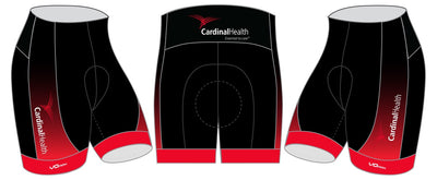 Cardinal Health Cycling Shorts