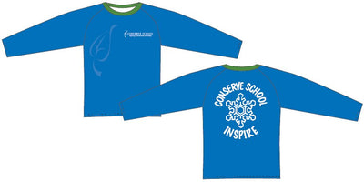 Conserve School Long Sleeve Elite Tee