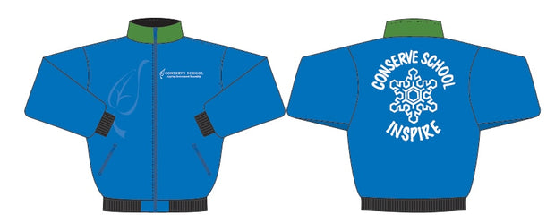 Conserve School Mesh-Lined Jacket