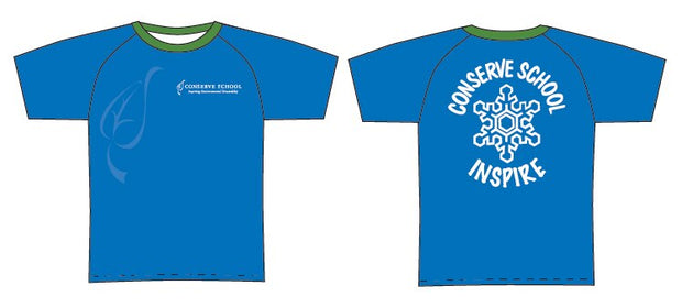 Conserve School Short Sleeve Elite Tee