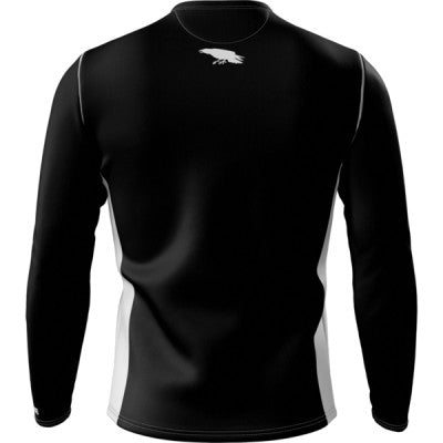 Crow Athletics Mens LS REC T Elite