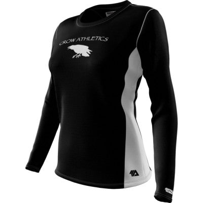 Crow Athletics Womens LS REC T Elite