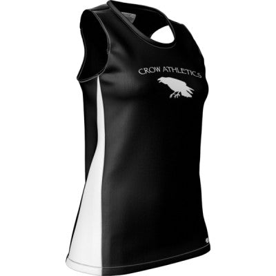 Crow Athletics Womens REC Singlet Elite