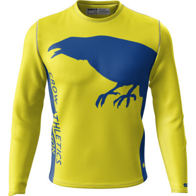 Crow Boston Mens LS REC T Elite