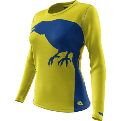 Crow Boston Womens LS REC T Elite