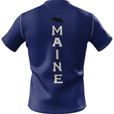 Crow Maine Flag Mens SS REC T Elite
