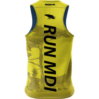 Crow Run MDI Mens REC Singlet Elite