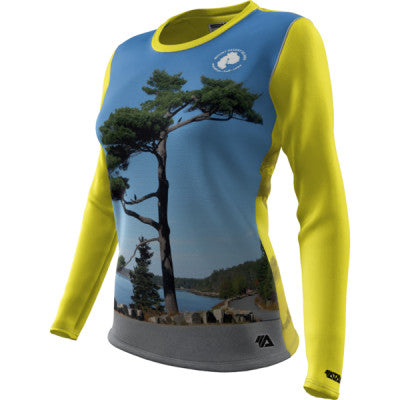 Crow Run MDI Womens LS REC T Elite