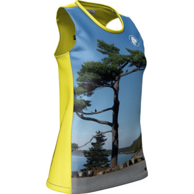 Crow Run MDI Womens REC Singlet Elite