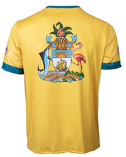 Hurricane Dorian Yellow Tech Tee