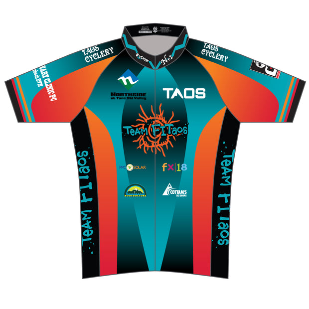 FITaos 2020 Race Cut Short Sleeve Cycling Jersey