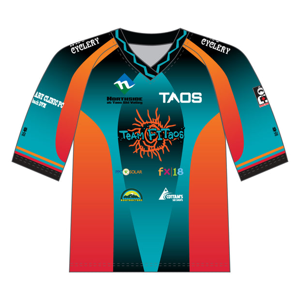 FITaos Downhill Short Sleeve Jersey