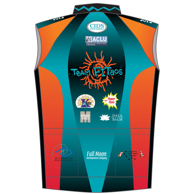 FITaos 2020 Club Cut Sleeveless Cycling Jersey