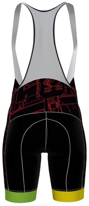 FMC Team Bib Shorts