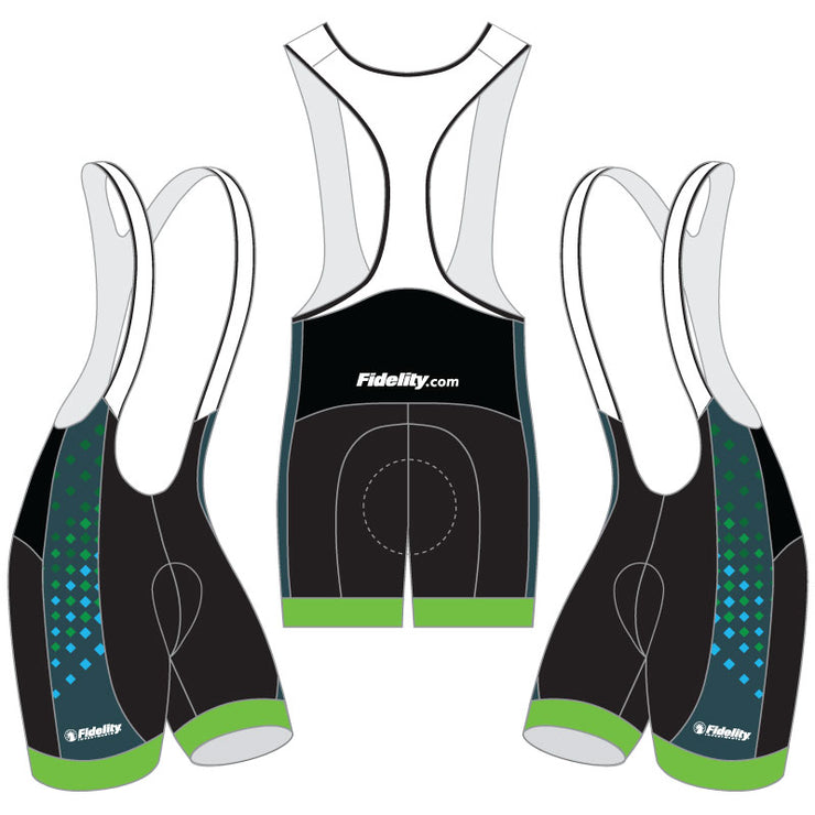 Fidelity Investments Cycling Bib Shorts