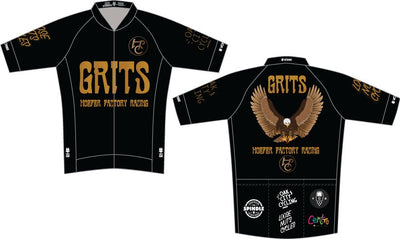 GRITS Hoefer Factory Racing Team 2019 Pro Jersey
